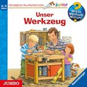 Cover-Bild zu Unser Werkzeug von Prusse, Daniela