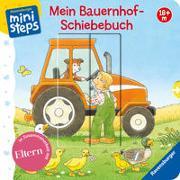 Cover-Bild zu Mein Bauernhof-Schiebebuch von Prusse, Daniela