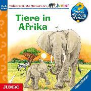 Cover-Bild zu Wieso? Weshalb? Warum? junior. Tiere in Afrika (Audio Download) von Weller, Ursula