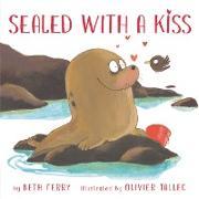 Cover-Bild zu Sealed with a Kiss von Ferry, Beth