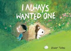 Cover-Bild zu I Always Wanted One (eBook) von Tallec, Olivier