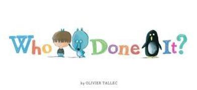 Cover-Bild zu Who Done It? (eBook) von Tallec, Olivier