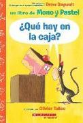 Cover-Bild zu Un Mono Y Pastel: ¿Qué Hay En La Caja? (What Is Inside This Box?), 1: Un Libro de Mono Y Pastel von Daywalt, Drew