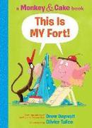 Cover-Bild zu This Is My Fort! (Monkey & Cake), Volume 2 von Daywalt, Drew