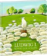 Cover-Bild zu Ludwig I., König der Schafe von Tallec, Olivier