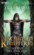 Cover-Bild zu Die Schattenkämpferin 1 - Das Erbe der Drachen von Troisi, Licia