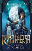 Cover-Bild zu Die Schattenkämpferin - Der Fluch der Assassinen (eBook) von Troisi, Licia