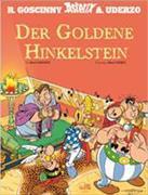Cover-Bild zu Asterix Der goldene Hinkelstein von Goscinny, René