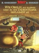 Cover-Bild zu Wie Obelix als kleines Kind in den Zaubertrank geplumpst ist von Goscinny, René (Text von)