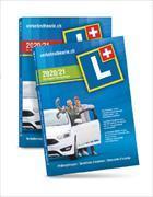 Cover-Bild zu Verkehrstheorie.ch Arbeitshefte Verkehrsregeln / Prüfungsfragen 2020/21