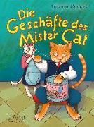 Cover-Bild zu Die Geschäfte des Mister Cat von Rodari, Gianni