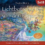 Cover-Bild zu Lichtbotschaften von den Plejaden (Übungs-Set 8) (Audio Download) von Klemm, Pavlina
