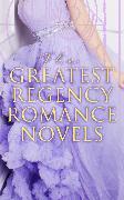 Cover-Bild zu The Greatest Regency Romance Novels (eBook) von Austen, Jane