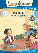 Cover-Bild zu Leselöwen 2. Klasse - Der Neue in der Klasse von Richert, Katja