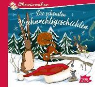 Cover-Bild zu Die schönsten Weihnachtsgeschichten von Richert, Katja