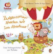 Cover-Bild zu Bababoo and friends - Zusammen starten wir ins Abenteuer! von Richert, Katja