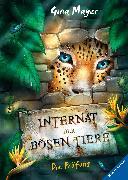Cover-Bild zu Internat der bösen Tiere, Band 1: Die Prüfung (eBook) von Mayer, Gina