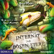 Cover-Bild zu Internat der bösen Tiere. Die Reise (Audio Download) von Mayer, Gina