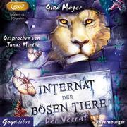 Cover-Bild zu Internat der bösen Tiere von Mayer, Gina