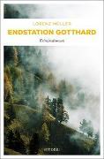 Cover-Bild zu Endstation Gotthard von Müller, Lorenz