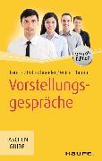 Cover-Bild zu Vorstellungsgespräche (eBook) von Lorenz, Michael