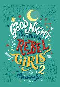 Cover-Bild zu Good Night Stories for Rebel Girls 2