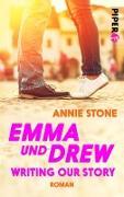 Cover-Bild zu Emma und Drew - Writing our Story (eBook) von Stone, Annie