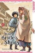 Cover-Bild zu Young Bride's Story 11 von Mori, Kaoru