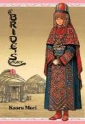 Cover-Bild zu A BRIDE'S STORY, VOL. 3 von Kaoru Mori