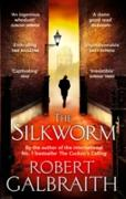 Cover-Bild zu Galbraith, Robert: The Silkworm (eBook)