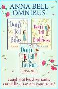 Cover-Bild zu Anna Bell Omnibus (eBook) von Bell, Anna