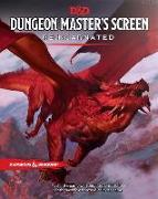 Cover-Bild zu Dungeon Master's Screen Reincarnated von Wizards RPG Team