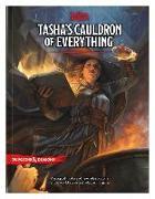 Cover-Bild zu Tasha's Cauldron of Everything (D&d Rules Expansion) (Dungeons & Dragons) von Wizards RPG Team