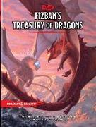 Cover-Bild zu Fizban's Treasury of Dragons (Dungeon & Dragons Book) von Wizards Rpg Team