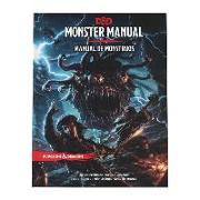 Cover-Bild zu Monster Manual: Manual de Monstruos de Dungeons & Dragons (Reglamento Básico del Juego de Rol D&d) von Wizards Rpg Team