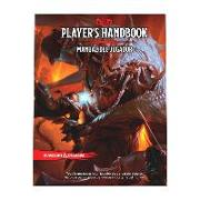 Cover-Bild zu Player's Handbook: Manual del Jugador (Dungeons & Dragons) von Wizards Rpg Team