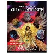 Cover-Bild zu Critical Role Presents: Call of the Netherdeep (D&d Adventure Book) von Wizards Rpg Team