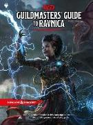 Cover-Bild zu Dungeons & Dragons Guildmasters' Guide to Ravnica (D&d/Magic: The Gathering Adventure Book and Campaign Setting) von Wizards RPG Team
