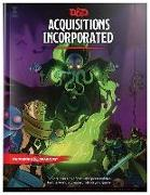 Cover-Bild zu Dungeons & Dragons Acquisitions Incorporated Hc (D&d Campaign Accessory Hardcover Book) von Wizards RPG Team