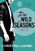 Cover-Bild zu Die Wild-Seasons-Serie - Teil 1 & 2 (eBook) von Lauren, Christina
