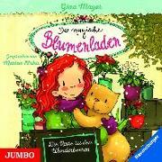 Cover-Bild zu Der magische Blumenladen 04: Die Reise zu den Wunderbeeren von Mayer, Gina