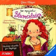 Cover-Bild zu Der magische Blumenladen 03: Zaubern ist nichts für Feiglinge von Mayer, Gina