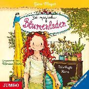 Cover-Bild zu Der magische Blumendladen. Fabelhafte Ferien (Audio Download) von Mayer, Gina