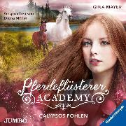 Cover-Bild zu Pferdeflüsterer-Academy. Calypsos Fohlen (Audio Download) von Mayer, Gina