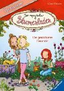 Cover-Bild zu Der magische Blumenladen für Erstleser, Band 4: Die gestohlene Freundin von Mayer, Gina