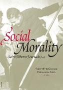 Cover-Bild zu eBook Social Morality