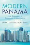 Cover-Bild zu eBook Modern Panama