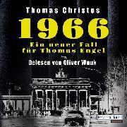 Cover-Bild zu 1966 - Ein neuer Fall für Thomas Engel (Audio Download) von Christos, Thomas