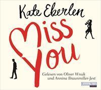 Cover-Bild zu Miss you von Eberlen, Kate