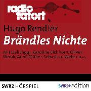 Cover-Bild zu Brändles Nichte (Audio Download) von Rendler, Hugo